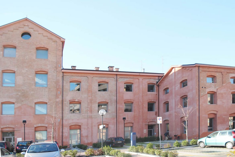 Sede Polimabulatorio Edificio ex-Cogne