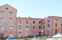 Sede Polimabulatorio Edificio ex Cogne